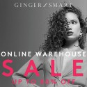 GINGER & SMART ONLINE WAREHOUSE SALE