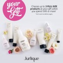 Choose Up to 3 Full-Size Products as Your Jurlique Gift