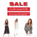 European Fashion Importer Clearance | 40 Racks | From $20