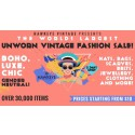 The Worlds Largest Unworn Vintage Fashion Sale
