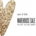 Sass & Bide Warehouse Sale at Penrith Panthers