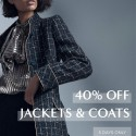 Carla Zampatti 40% Off Coats and Jackets