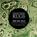 Designer Rugs One Day Instore Sale