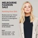 Melbourne Fashion Sale