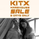KITX Pop-Up Sale // Melbourne Exclusive