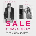 H Brand + Theron Sale