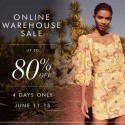 REBECCA VALLANCE Online Warehouse Sale