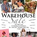 Designer Fashion Warehouse Sale Sydney