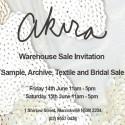 Akira Sydney Warehouse Sale