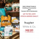 Huxter, White & Co, Van Go Collections 2 Day Warehouse Sale