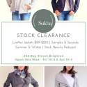 Sukha Clearance Sale
