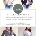 Sukha Clearance Sale