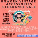 Vintage Archival Collection Sale