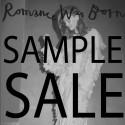 Romance Was Born Sydney Sample Sale