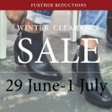 Marcus B Winter Clearance Sample Sale