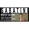 Sabatini 1 Day Only, $150 and Under Sale