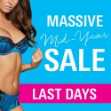 Last days Bendon Massive Mid Year Sale