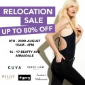 Melbourne Designer Brands Relocation Sale