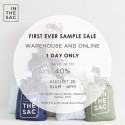 In The Sac's First Ever Sample Sale