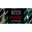 Designer Rugs Flash Sale