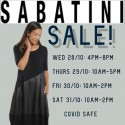 Sabatini Huge Summer Clearance Sale