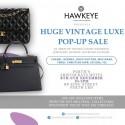 PERTH Vintage 2 Day Luxury Handbag and Accessories Sale