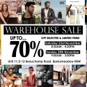 Luxury Fragrances, Skincare, Cosmetics and Haircare Sale
