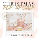 Cristina Re Christmas Pop Up Sale