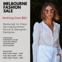 Melbourne Fashion Sale