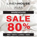 LINEN HOUSE Warehouse Sale | Nov 16 - 20