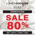 LINEN HOUSE Warehouse Sale | Nov 16 - 20