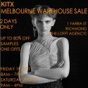 KITX Warehouse Sale 2 Days Only