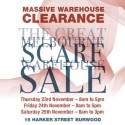 The Great Melbourne Scarf Warehouse Sale