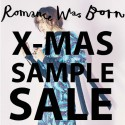 Romance Was Born Sydney Xmas Sample Sale