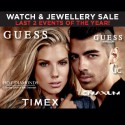 Final Designer Watch and Jewellery Christmas Sale