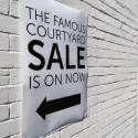 ECO D. Famous Courtyard Sale is Back