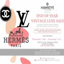 Melb Vintage LUXE Handbag & Accessories SALE