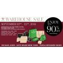 Luxury Warehouse Sale - Sydney