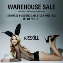 KISSKILL WAREHOUSE SALE