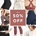 Up to 50% off Nimble Activewear