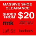 Massive Shoe Clearance | 2 days only
