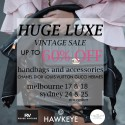 Melbourne Luxe Handbag & Accessories Pop-up!