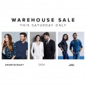 SABA, Sportscraft, JAG Warehouse Sale