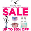 Gift and Homewares Sale up to 80% Off