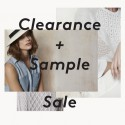ELLA SANDERS End Of Season Clearance + Sample Sale
