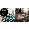 Designer Rugs Floorstock Clearance Sale - Up to 50% Off