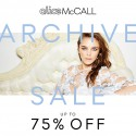 alice McCALL Archive Sale