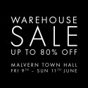Sportscraft, SABA & JAG Warehouse Sale Up to 80% Off
