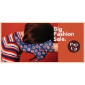 Big Fashion Sale Pop Up, Over 50 Brands, Up To 80% Off