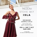 BRISBANE POP SALE - TALULAH, ISLA & STEVIE MAY